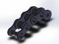 Цепь приводная роликовая однорядная ПР купить продать